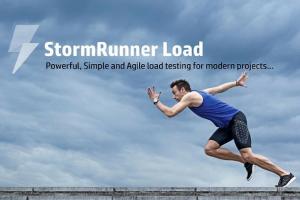 Introducing HPE StormRunner Load