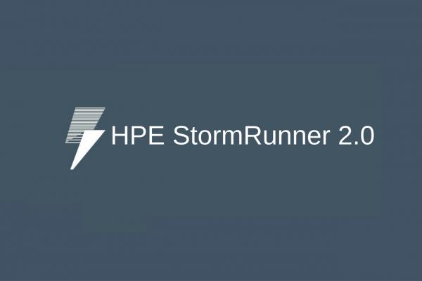 HPE StormRunner Load 2.0 Released!